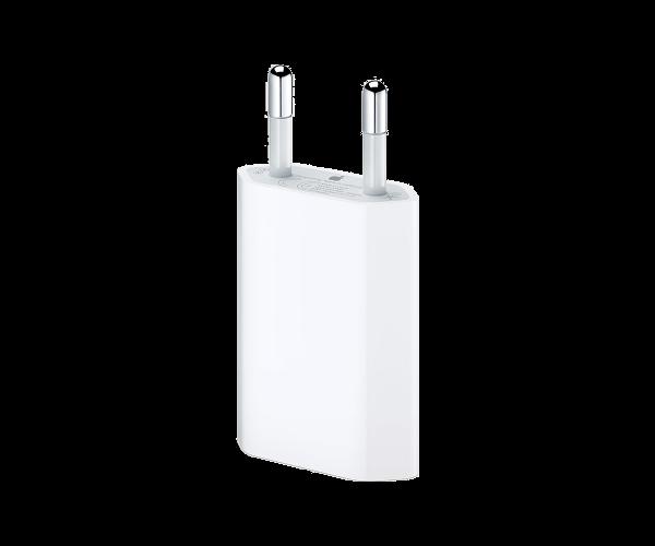 Programme d'échange de l'adaptateur secteur USB européen Apple de 5 W